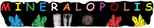03 STONES Minerals & Fossils